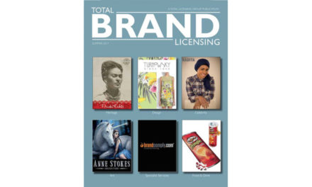 Total Brand Licensing Summer 2017