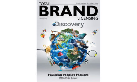 Total Brand Licensing Summer 2019