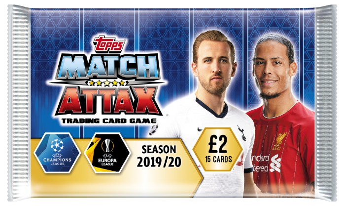 Match Attax Expands with UEFA Champions League and UEFA Europa League