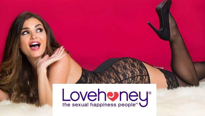 Lovehoney Pops Up in Covent Garden