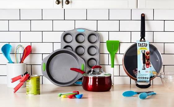 Buzzfeed and Haven Launch Tasty Line of Cookware