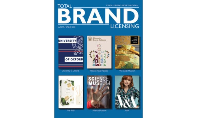Total Brand Licensing Winter/Spring 2020