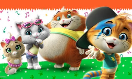 Meowing Hit 44 Cats Is Conquering UK Media & Retail