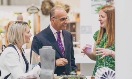 Theo Paphitis' #SBS Teams with Autumn Fair for 2020 show
