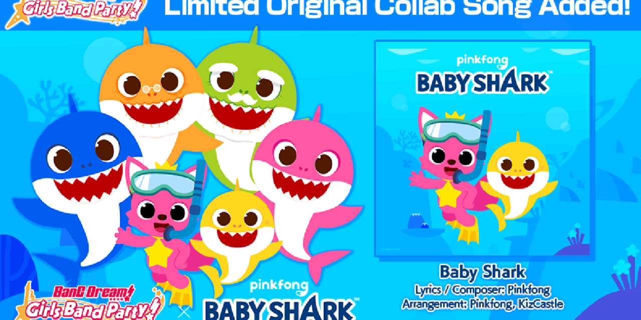 Anime Music collaboration for Baby Shark