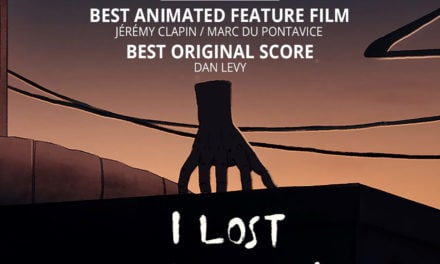 Xilam Animation's I Lost My Body Triumphs at the Cesar Awards 2020 with Double Award Win