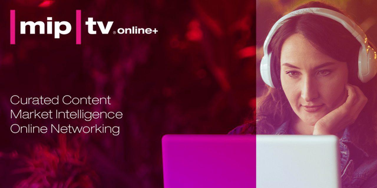 Reed Midem launches MIPTV ONline+