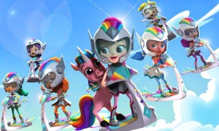 Nickelodeon increase broadcasting of Rainbow rangers