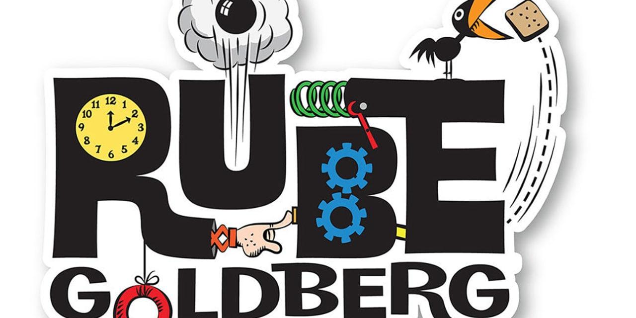 Rube Goldberg Bar of Soap Video Challenge