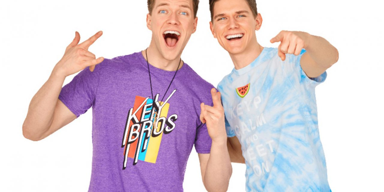 Moose Toys Partners With YouTubers Collins and Devan Key