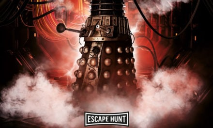 Doctor Who Escape Room Announced