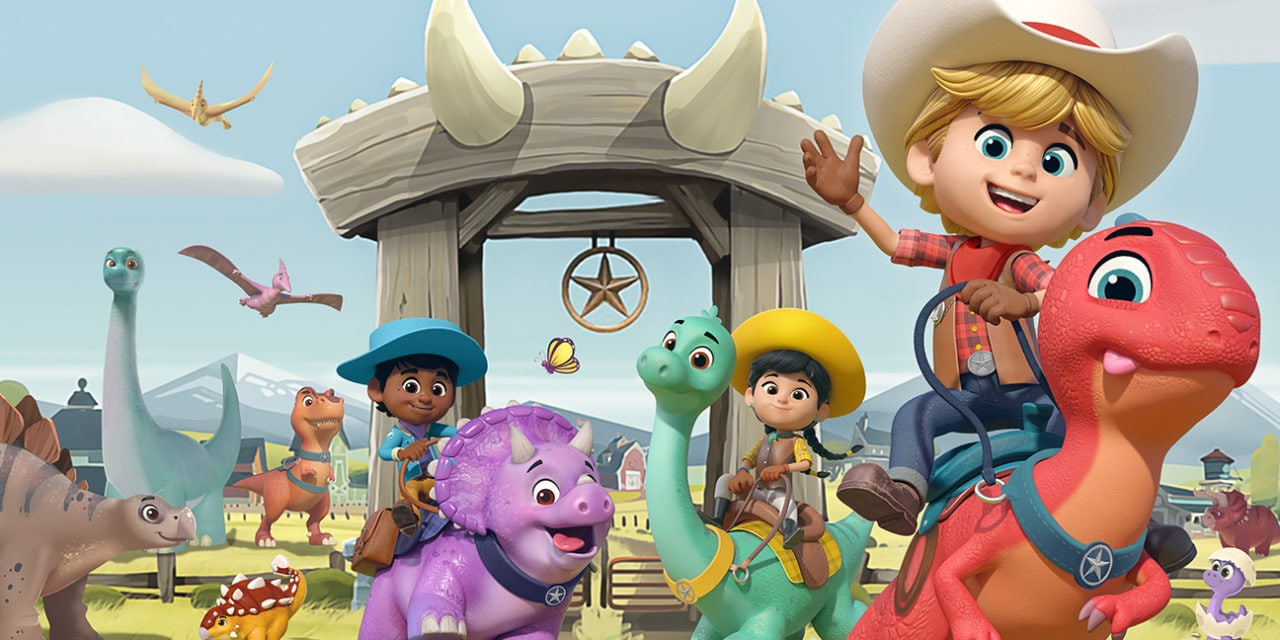 Boat Rocker Scores Scholastic as Dino Ranch Publishing Partner