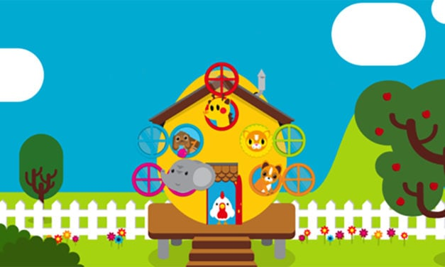 Hoho partner with Tencent to broadcast Chickpea and Friends in China