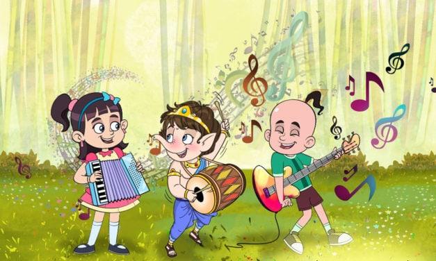 Disney India premier Guddu, Bapu and Gadget Guru Ganesha