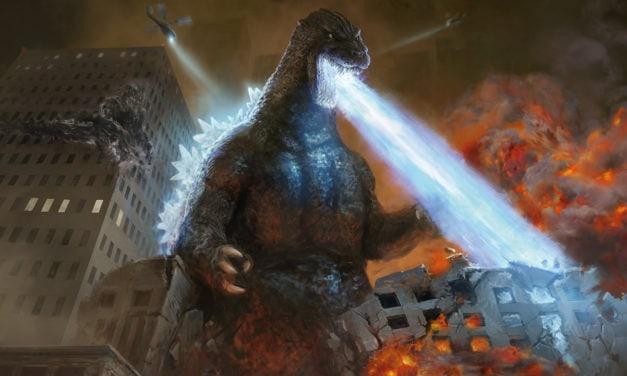 Godzilla and Magic: The Gathering