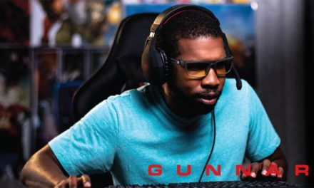 ESL signs a deal with GUNNAR Optiks