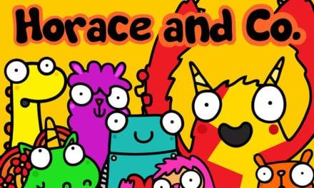 Horace & Co Storybooks Licensed