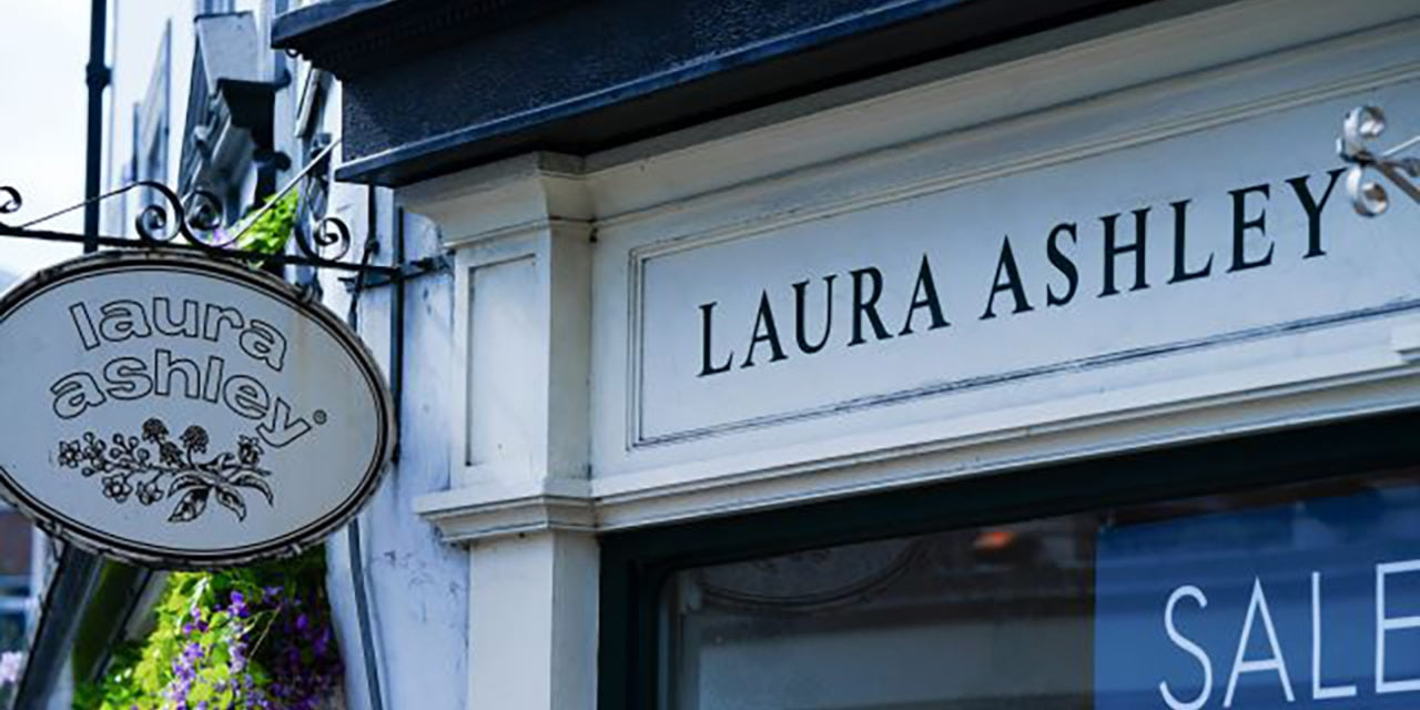 LAURA ASHLEY RESCUED FROM ADMINISTRATION