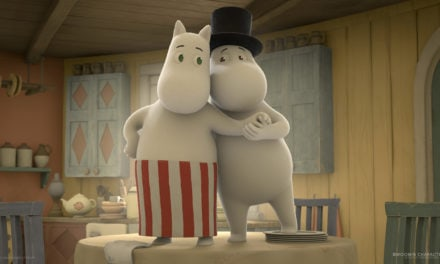 Leading Broadcasters secured for Moominvalley