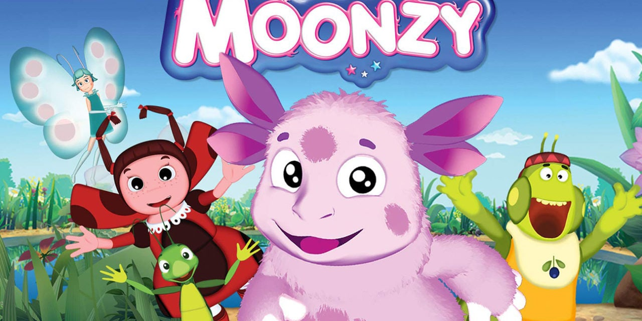 Moonzy – the children's property with over 8.8 billion views, is coming to The Americas