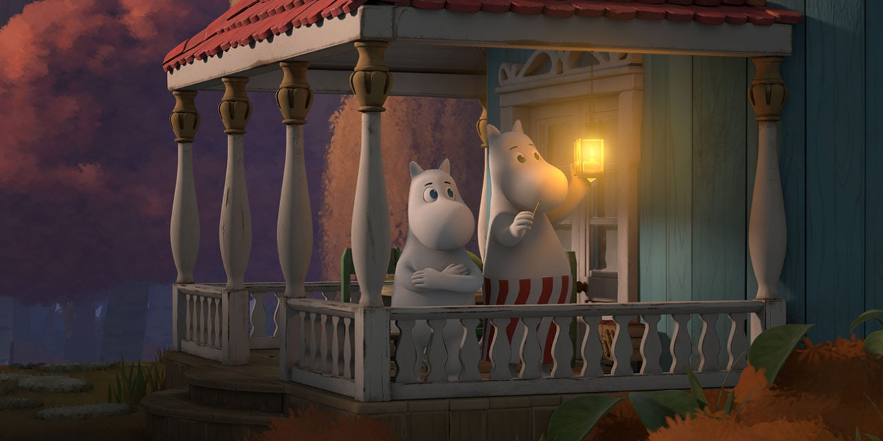 Moominvalley sold to SF Studios across Nordics