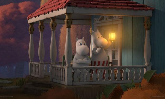Moominvalley sold to SF Studios across Nordics