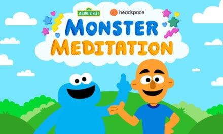 Sesame Street Teams Up with Headspace
