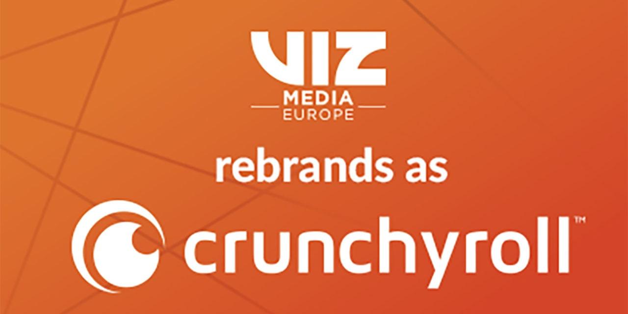Viz transitions brands to Crunchyroll