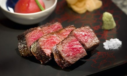The Branding of Wagyu Beef