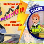 Oscar India teach kids about washing hands