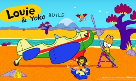 Millimages debut Louis & Yoko Build