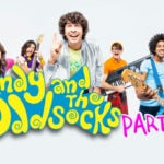 Andy and the Odd Socks Playing at Virtual Parties