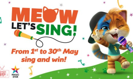 Rainbow Launches Meow, Let's Sing!