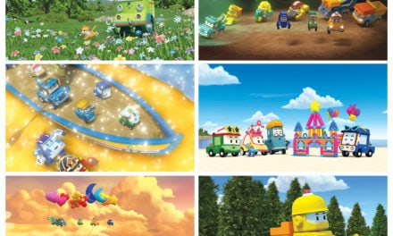 Robocar Poli's New Series to Premier on 2 July