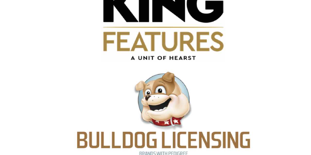 King Features Names Bulldog as International Agent for UK & Ireland