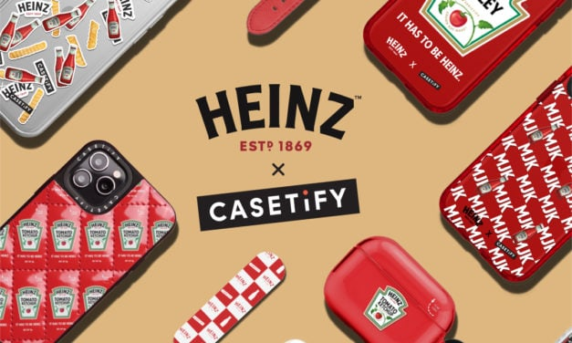 CASETiFY and Heinz Launch Collaboration