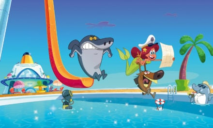 Xilam Animation Signs Licensing Works! as North American Agent for Zig & Sharko
