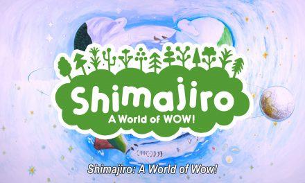 Shimajiro: A World of WOW! Nominated at Banff World Media Festival Rockie Awards 2020