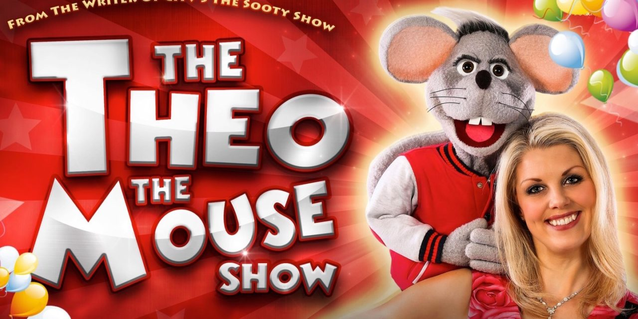 Edutainment Licensing  Appointed for The Theo the Mouse Show