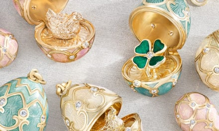 LMI Appointed Global Agent for Fabergé