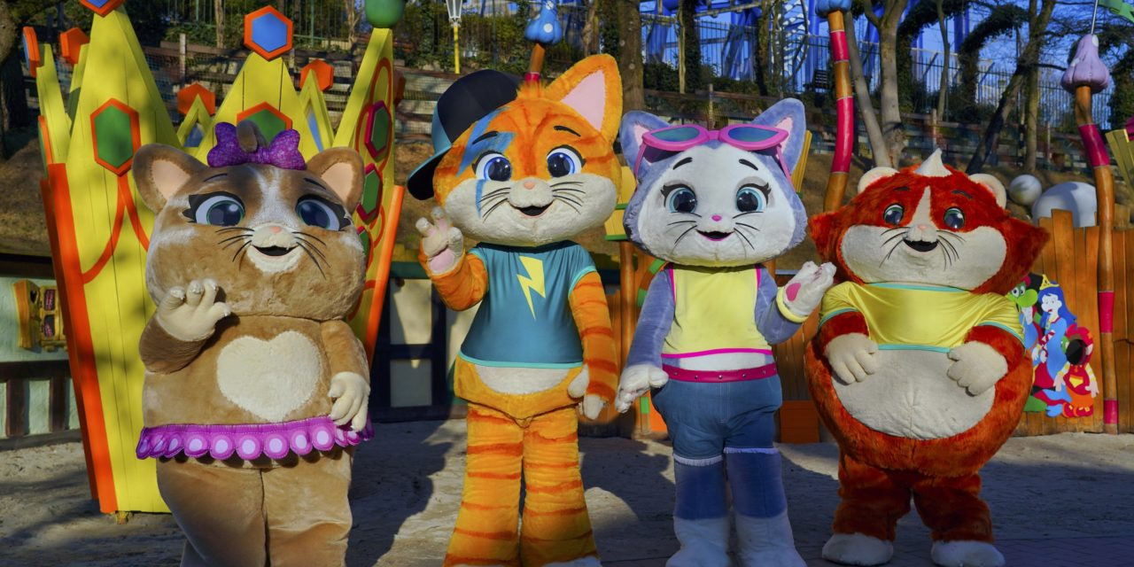 44 Cats Gears up for Gardaland