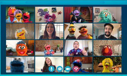 Sesame Street: Elmo's Playdate to debut