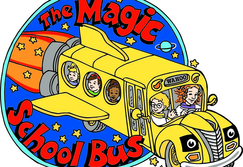 The magic School Bus to Head to Big Screen for First Time