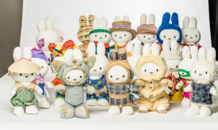 Miffy Gets Fashion Makeover at 65
