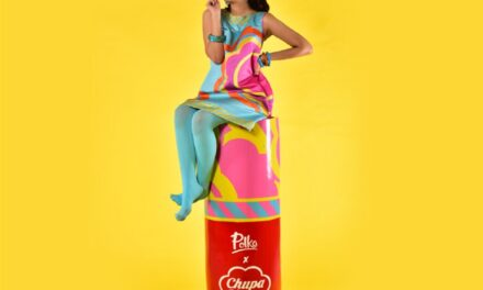 Chupa Chups Heads Back to Swinging Sixties in Indonesia
