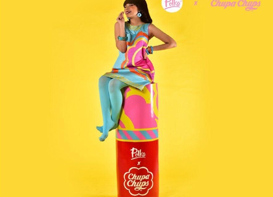 Chupa Chups Heads Back to Swinging Sixties in Indonesia