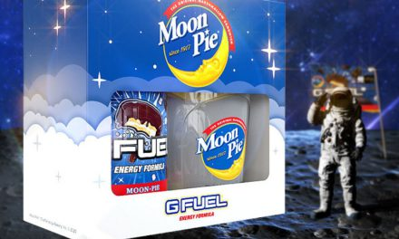 G FUEL MoonPie Will Crash to Earth On June 24
