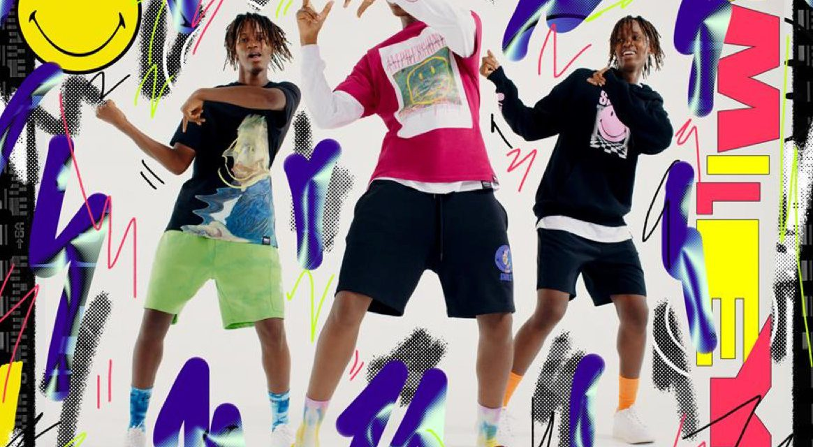 Pull&Bear team With Smiley for Limited-Edition Streetwear Capsule