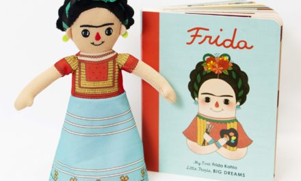 Frida Kahlo Girls Licensing Launches