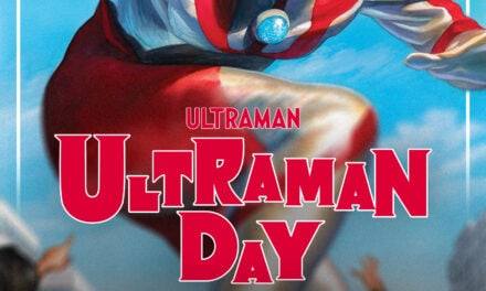 Ultraman Day set to Launch this Friday